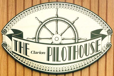Etched Brass Plaque